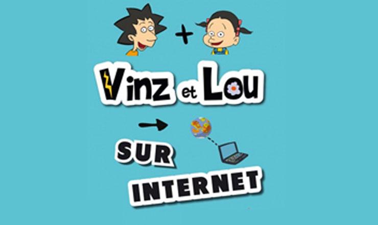 Logo Vinz & Lou